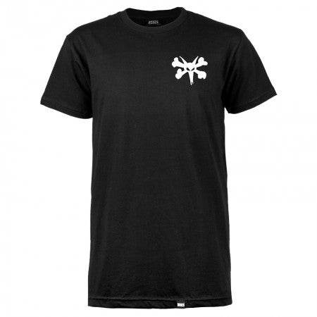 Bones Pocket Op - Black - T-Shirt