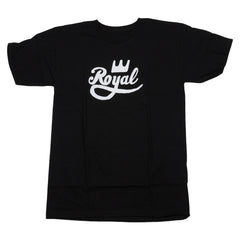 Royal Stress Standard S/S Men's T-Shirt - Black