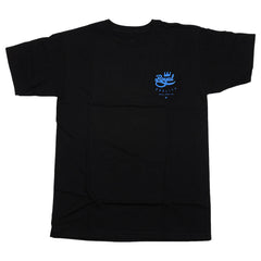 Royal Crown Crest S/S Men's T-Shirt - Black