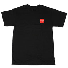 Royal Chunk S/S Men's T-Shirt - Black