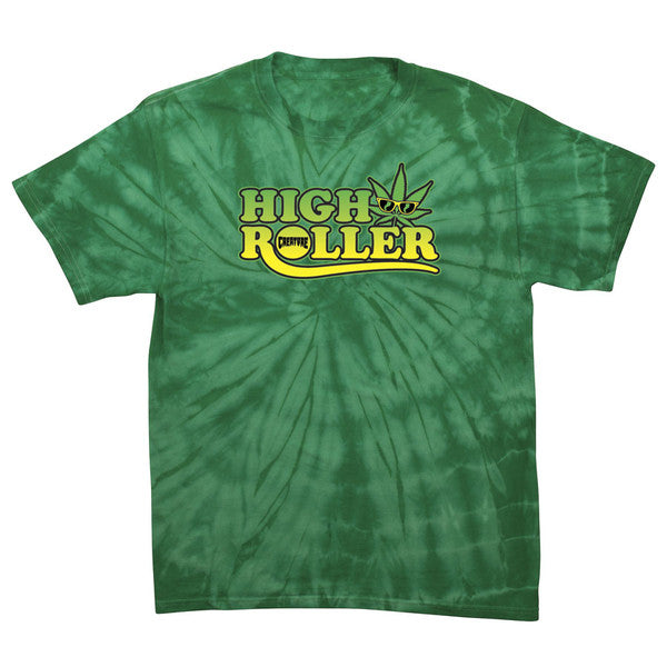 Creature High Roller Regular S/S T-Shirt - Spider Kelly