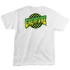 Creature Go Home Regular S/S Men's T-Shirt - White