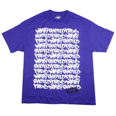 DGK Graph Bold Men's T-Shirt - Purple
