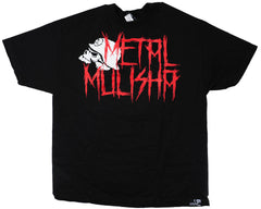 Metal Mulisha Derail S/S Men's T-Shirt - Black