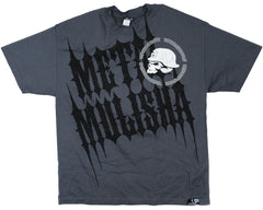 Metal Mulisha Glimpse S/S Men's T-Shirt - Grey
