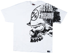 Metal Mulisha Peripheral S/S Men's T-Shirt - White