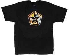 Sessions Pin Up Star S/S Men's T-Shirt - Black