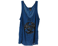 Obey Aeternum Men's Tank Top - Indigo