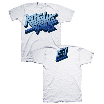 Rogue Status Can't Stop Men's T-Shirt - White