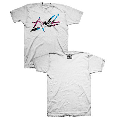 Rogue Status AWOL Camo Men's T-Shirt - White