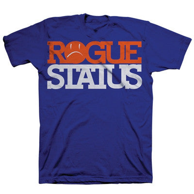 Rogue Status Block RS Men's T-Shirt - Royal/Red/White