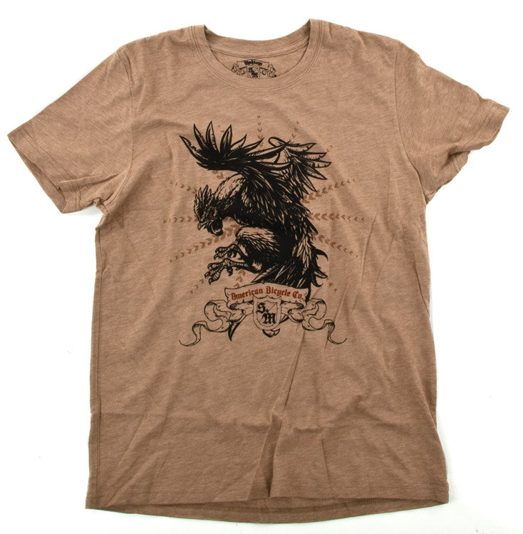 S&M SB3 - Brown - Men's T-Shirt