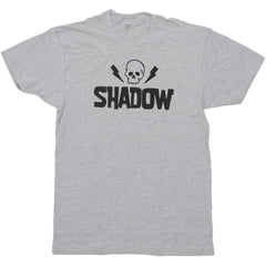 The Shadow Conspiracy Skull Men's T-Shirt - Grey