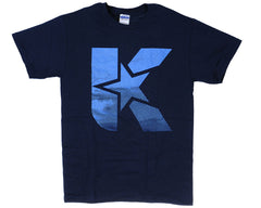 Kink Celestial S/S Men's T-Shirt - Navy