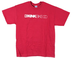 Kink Classic S/S Men's T-Shirt - Red