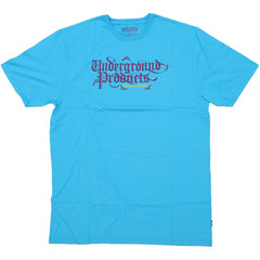 Underground Products Hencho En Men's T-Shirt - Blue