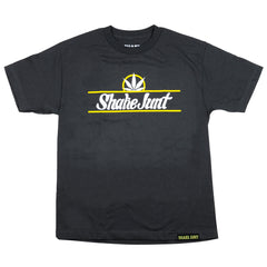 Shake Junt Pure Bud Men's T-Shirt - Charcoal/White