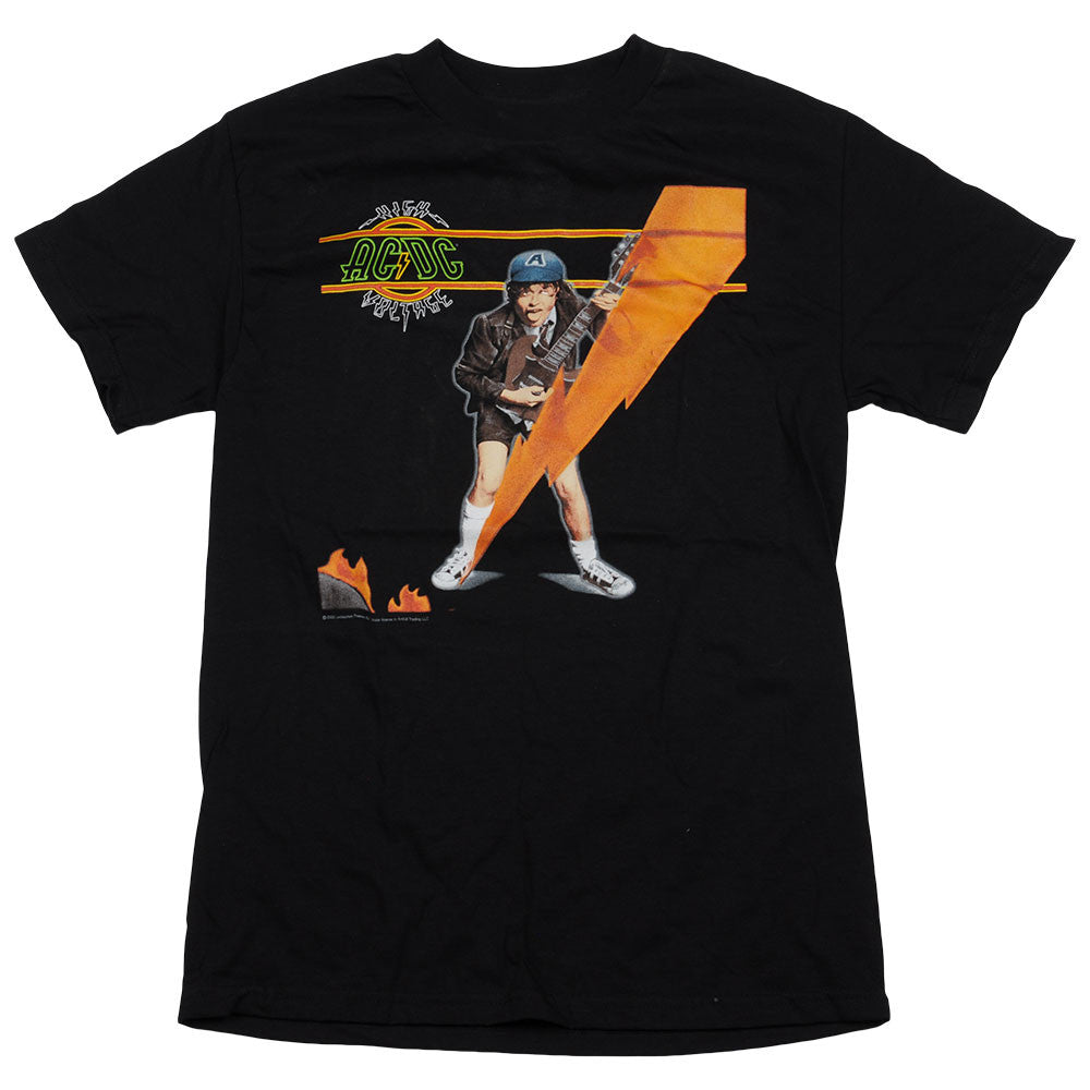3e71dc90fc1 AC DC High Voltage Men s T-Shirt · Enlarge Image