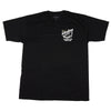 DePalma Rigid Frame Tee - Black - Mens T-Shirt