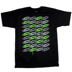 FMF Repeater Tee - Black - Mens T-Shirt