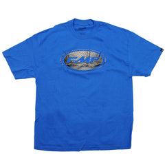 FMF Fibers Tee - Blue - Mens T-Shirt
