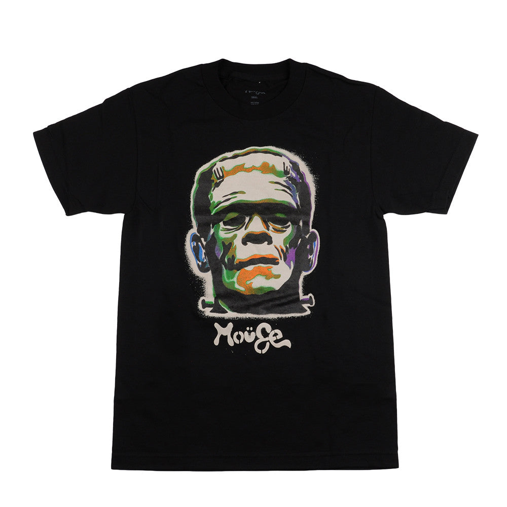 Mouse It's Alive S/S Mens T-Shirt - Black