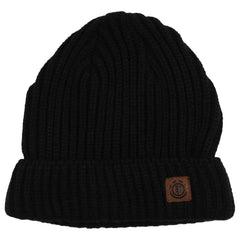 Element Nunez Men's Beanie - Black