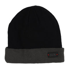 Alien Workshop Solo Parenthesis Men's Beanie - Black/Charcoal