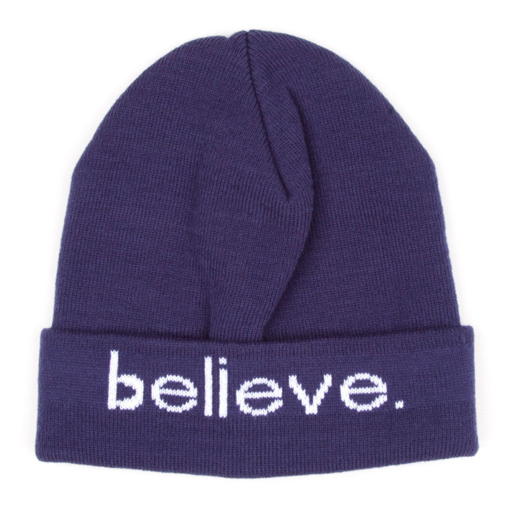 Alien Workshop Believe Men's Beanie - Navy