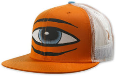 Toy Machine Sect Eye II Men's Hat - Orange