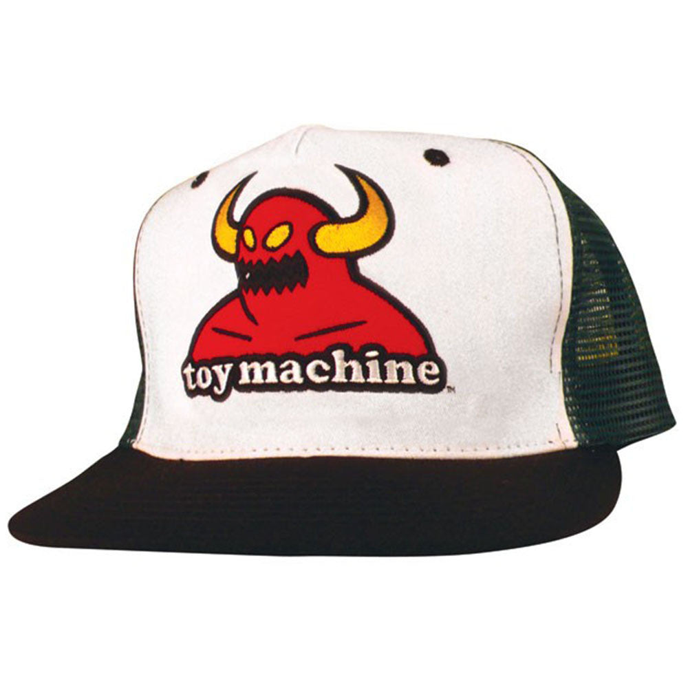 Toy Machine Monster Patch Mesh Men's Hat - Green