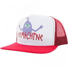 Toy Machine T-Sect Logo Men's Hat - Red