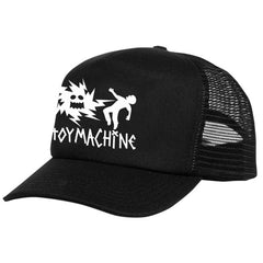 Toy Machine Electric Monster Mesh Men's Hat - Black