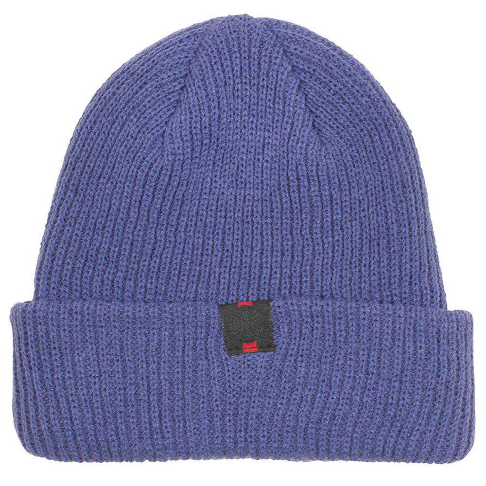 Independent Label Long Shoreman Men's Beanie - OS - Denim