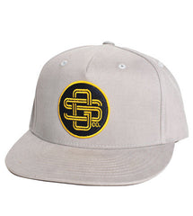 Girl GS Strapback Men's Hat - Light Grey