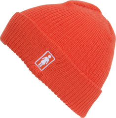Girl OG Folded Men's Beanie - Orange