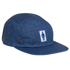 Girl Oh G's Tonal Camper Men's Hat - Navy