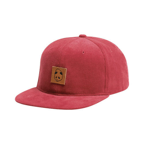 Enjoi Sunday Brunch Snapback Men's Hat - Red