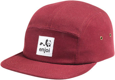Enjoi Unoriginal Strapback Men's Hat - Oxblood