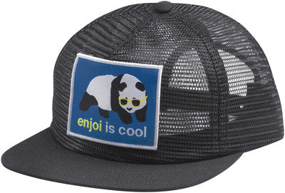Enjoi That Cool Men's Trucker Hat - Black