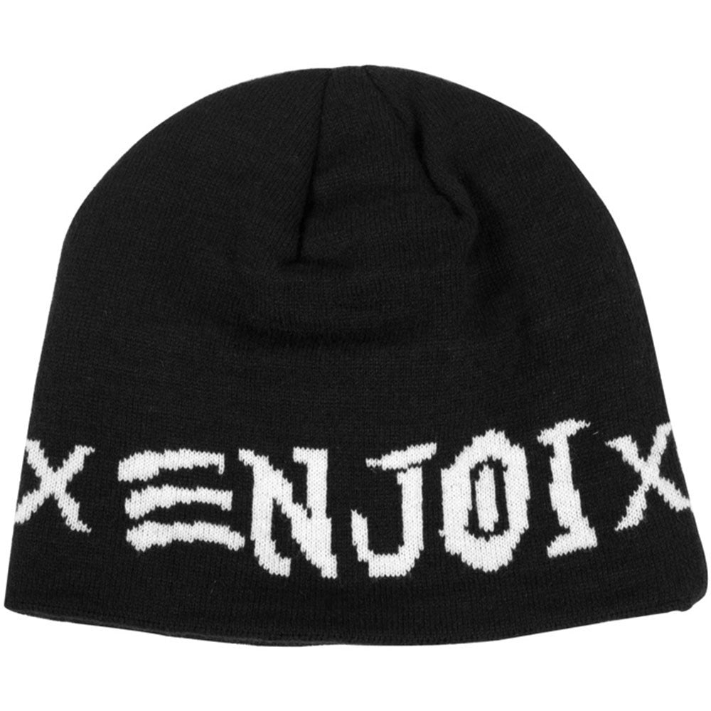 Enjoi Skate & Enjoi Men's Beanie - Black