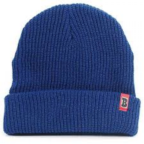 Baker Double Down Men's Beanie - Blue
