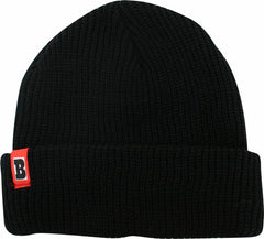 Baker Double Down Men's Beanie - Black