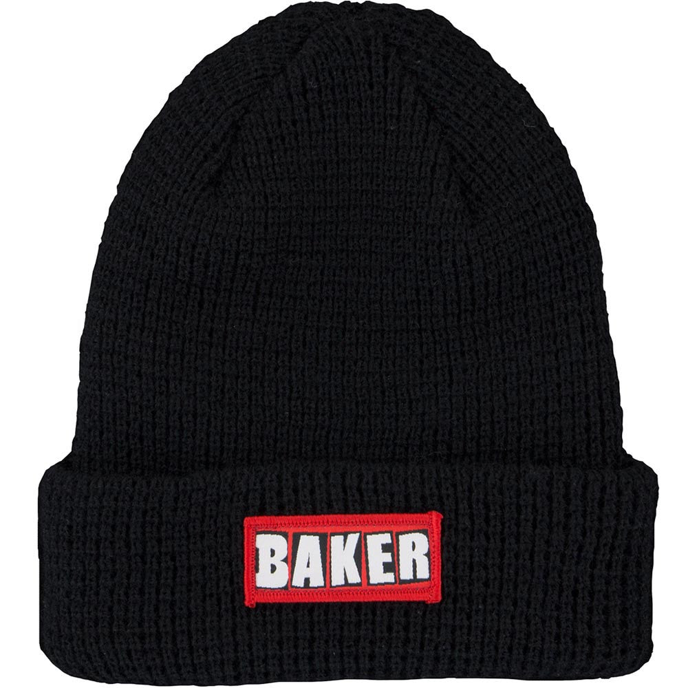 Baker Patch Adams Cuff Men's Beanie - Black