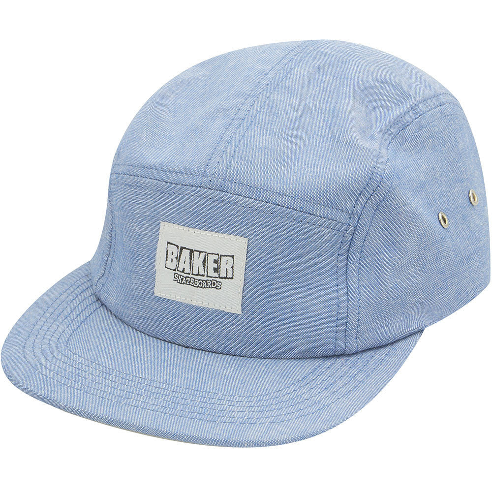 Baker Winslow Oxford 5-Panel Men's Hat - Blue