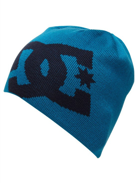 DC Big Star Men's Beanie - Marine Blue