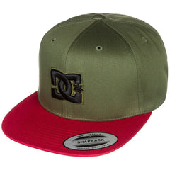 DC Snappy Snapback Men's Hat - Four Leaf Clover GPH0