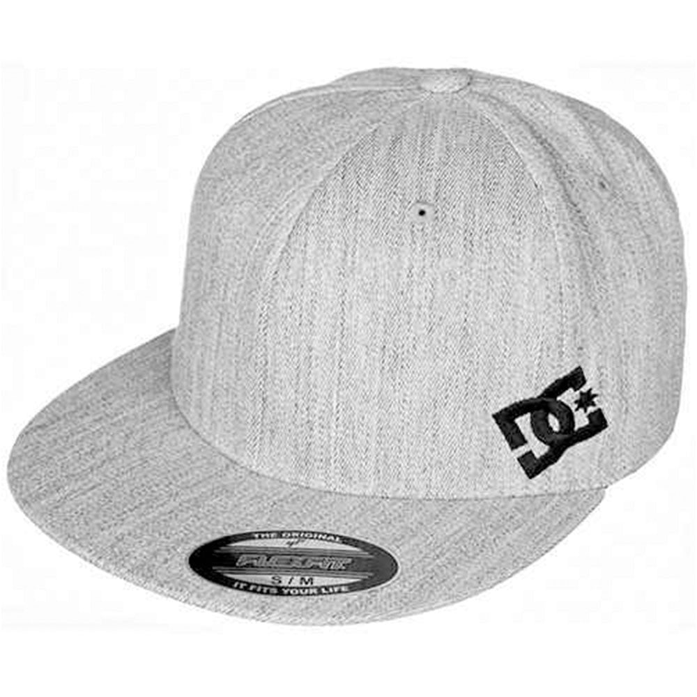 DC Bitchen Fitted Men's Hat - Steel Grey KNFH