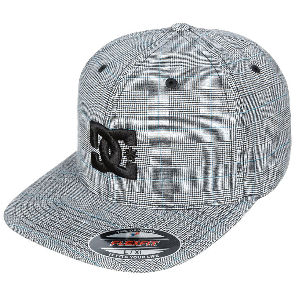 DC Cap Star TX Fitted Men's Hat - Monument SLE2