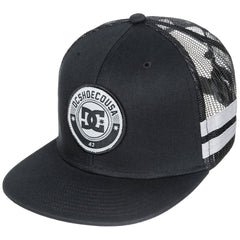 DC Speedster Snapback Men's Hat - Anthracite KVJ0